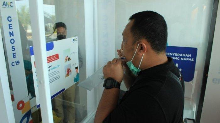 Hari Ini Bandara Radin Inten II Lampung Layani Tes GeNose, Biaya Rp 40 Ribu