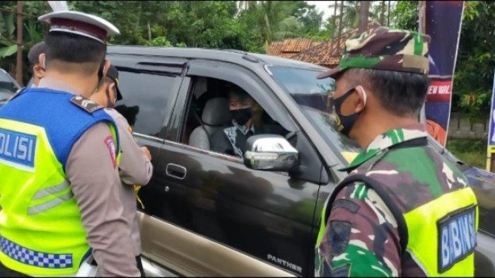 Hari Keempat Lebaran, Arus Lalu Lintas di Jalinpatim Lampung Timur Terpantu Lancar