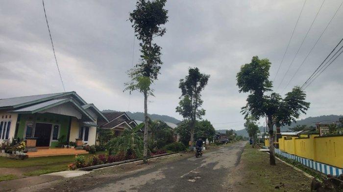 Hari Ketiga Lebaran, Langit di Lampung Barat Diselimuti Mendung