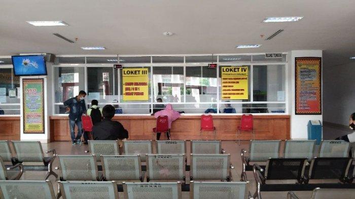 Hari Pertama Beroperasi, Mal Pelayanan Satu Atap Pemkot Bandar Lampung Masih Sepi