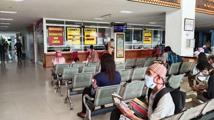 Hari Pertama Ramadan 2021, Loket Layanan di Gedung Satu Atap Sepi Pengunjung