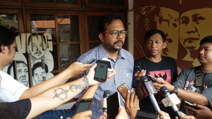 Ogah Jadi Saksi Kubu 02, Ini Alasan Aktivis HAM Haris Azhar