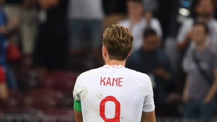 Top Skor Piala Dunia 2018 - Harry Kane Raih Sepatu Emas Berkat 6 Golnya di Piala Dunia