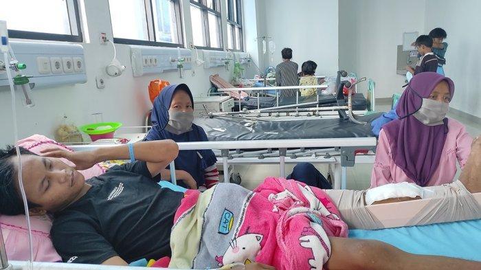 Duka Pemuda Korban Kecelakaan di Bandar Lampung, Tergolek Lemah dengan Luka Besar Menganga
