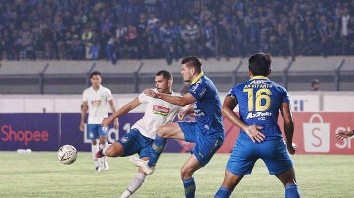 Jadwal Persib, Tak Ingin Jemawa, Menang dari PSIS Semarang, Persib Bandung Tetap Berlatih