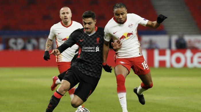 Hasil Liga Champions Barcelona vs PSG - Leipzig vs Liverpool, Barca Terjungkal, The Reds Unggul