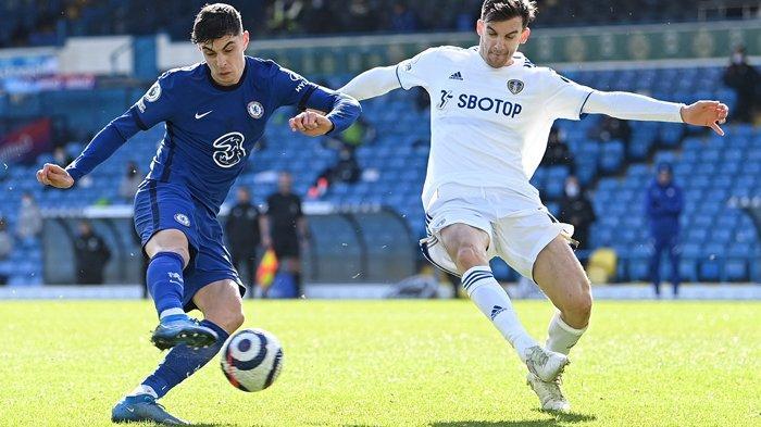 HASIL Babak Pertama Leeds United vs Chelsea, The Blues Diuntungkan VAR