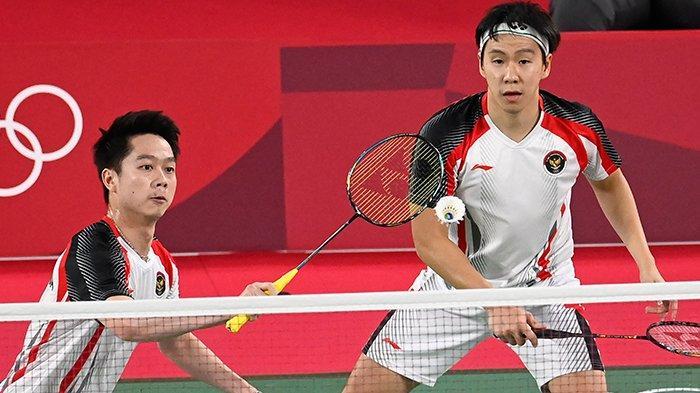 HASIL Badminton Olimpiade Tokyo 2020, The Minions Menang Mudah atas Wakil India