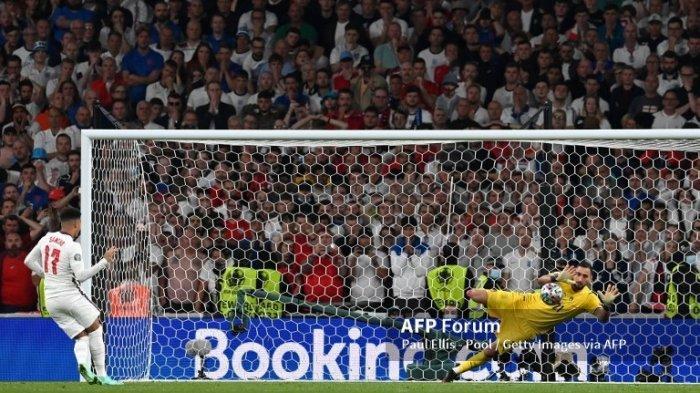 Hasil Final Euro 2020,Italia Jadi Juara Setelah Singkirkan Inggris Lewat Adu Pinalti