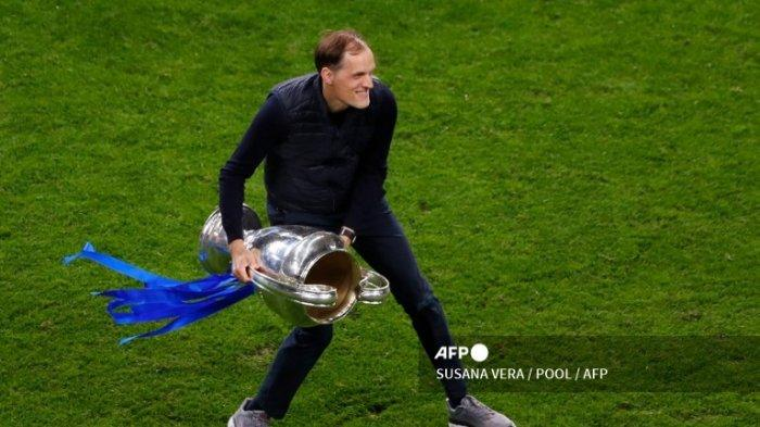 Ilustrasi. Hasil Final Liga Champions 2021, Thomas Tuchel berhasil membawa Chelsea sebagai Juara Liga Champions musim ini.