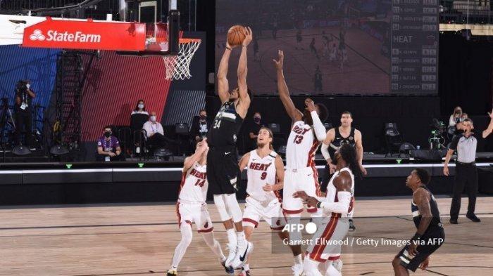 Jadwal Suns vs Bucks Final NBA 2021 Game Kelima 18 Juli 2021 Tayang Jam 8