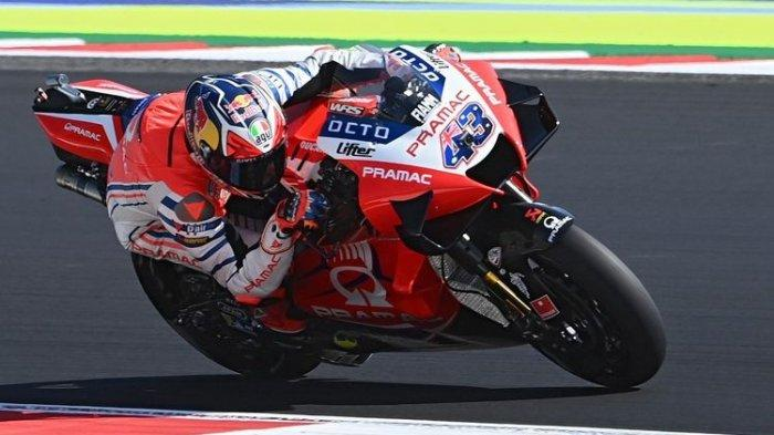 Hasil FP2 MotoGP Valencia 2020, Jack Miller Tercepat