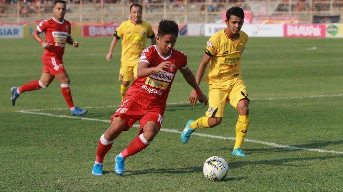 Hasil Liga 1 2019 Badak Lampung vs Semen Padang, Vanderlei Cetak Gol, Laskar Saburai Kalah 0-1
