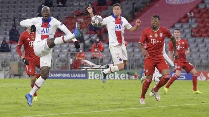Pada pertemuan pertama di Allianz Arena pekan lalu, PSG mengalahkan Bayern Munich dengan skor 3-2.