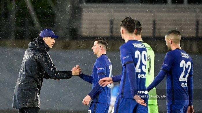 Semifinal Liga Champions Chelsea vs Real Madrid, Tuchel Dibuat Khawatir Cederanya Mason Mount