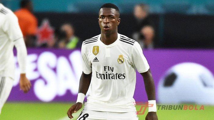 Hasil Liga Champions – Real Madrid vs Liverpool, Vinicius Junior Cetak 2 Gol Kemenangan Los Blancos