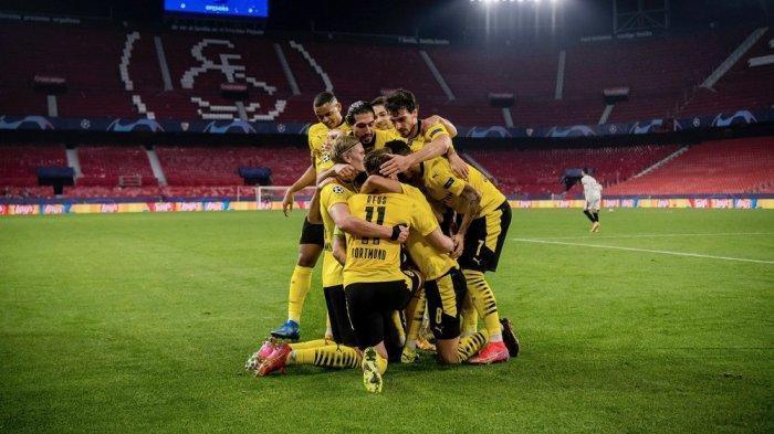 Hasil Liga Champions, FC Porto dan Dortmund Berjaya,Juventus dan Sevilla Tersungkur