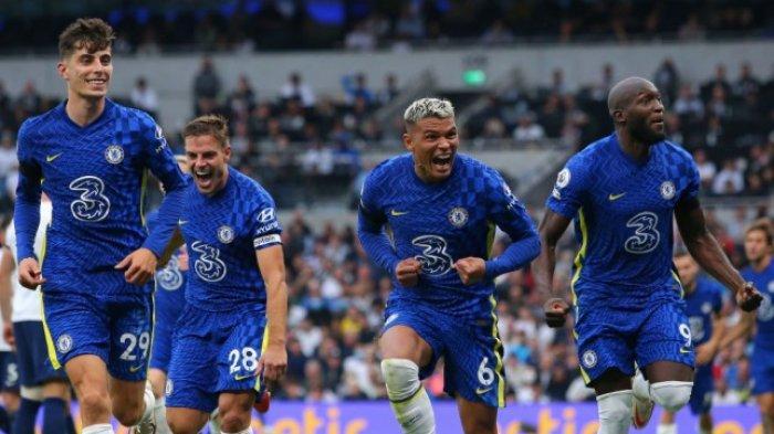 Jadwal Liga Inggris Chelsea vs Man City, Man United vs Aston Villa