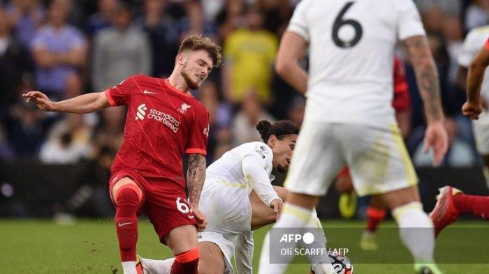 Hasil Liga Inggris, Kemenangan Liverpool dari Leeds Diwarnai Insiden Pelanggaran Keras