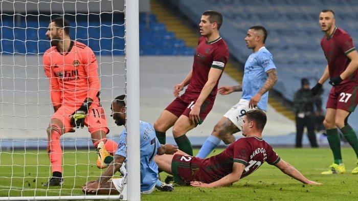 Hasil Liga Inggris Man City vs Wolves, Citizens Makin Perkasa Cetak Tiga Gol di 10 Menit Akhir