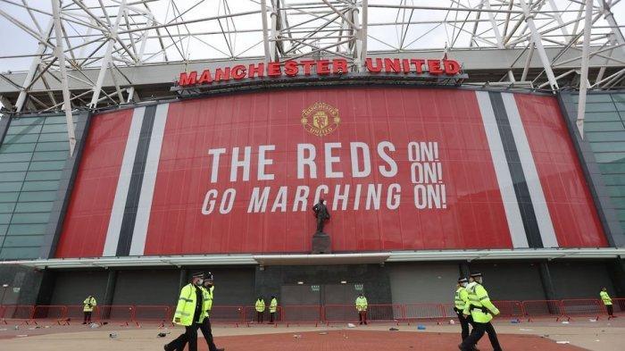 Ilustrasi : Hasil Liga Inggris, Man United vs Liverpool Ditunda Gegara Demo, Tiga Klub London Raih Kemenangan