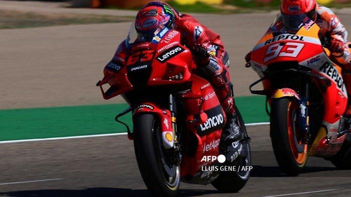 Jadwal MotoGP 2021 Amerika, Marc Marquez Nilai Ducati Makin Jauh Lebih Kompetitif