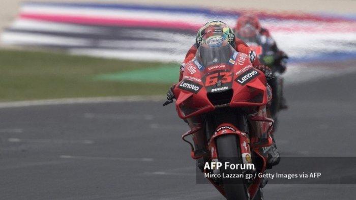 MotoGP 2021 Jepang, Bagnaia Ungkap Sulitnya Menang di Race Misano