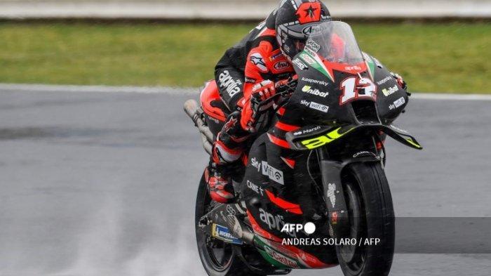 MotoGP 2021 San Marino, Bagnaia Tempati Pole Position untuk Balapan Minggu Akhir Pekan Ini