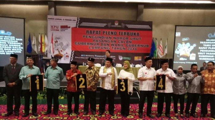 Penasaran Hasil Pilgub Lampung? Ini Hasil Hitung Cepat Form C1 di Website Resmi KPU RI