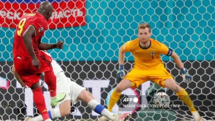 Hasil Piala Eropa 2021 Finlandia vs Belgia Skor 0-2 - Tribun Lampung