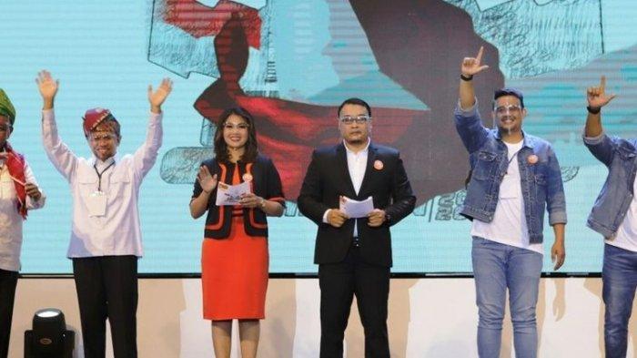Hasil Quick Count Pilkada Medan 2020 di 3 Lembaga Survei, Bobby Nasution-Aulia Rachman Unggul
