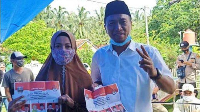 Hasil Pilkada Pesisir Barat 2020, Real Count KPU, Erlina Optimis Menang Pilkada