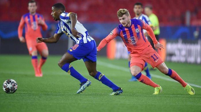 Hasil Liga Champions Porto vs Chelsea, Dua Gol Pemain Inggris Buka Peluang The Blues ke Semifinal