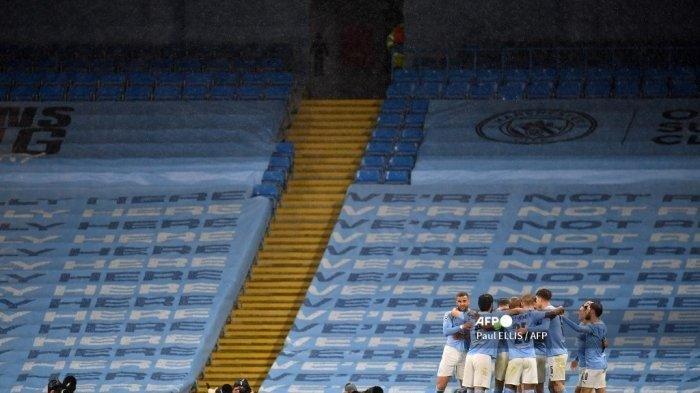 HASIL Semifinal Liga Champions Man City vs PSG, The Citizen ke Final untuk Pertama Kali