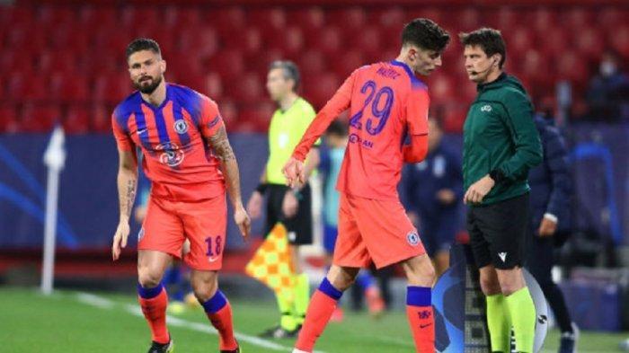 Tuchel Ungkap Alasan Keputusannya Mengganti Timo dan Kai Havertz saat Chelsea Menang Atas Porto