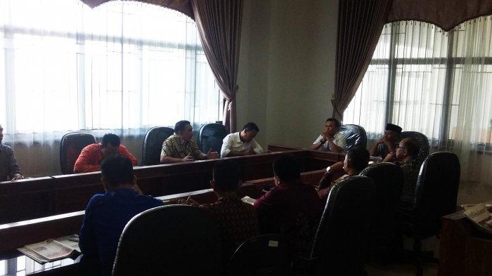 DPRD Pertanyakan Perawatan Gedung Bupati Pringsewu