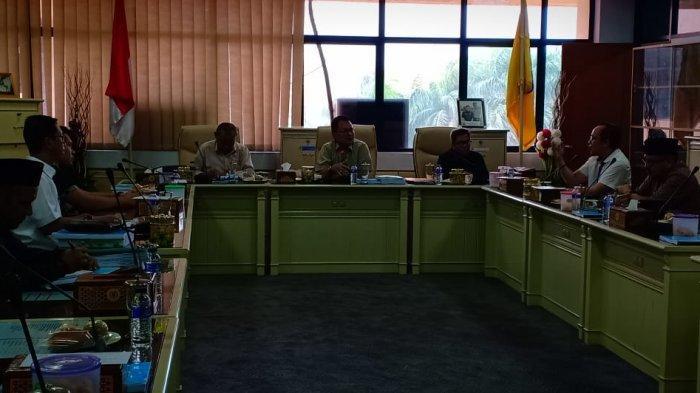 Komisi I DPRD Lampung Klarifikasi Pernyataan Budiono soal Dugaan Jual Beli Jabatan di KPU