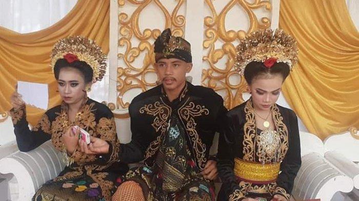 Viral Siswa SMK Menikahi 2 Wanita Sekaligus, Ibunya Sempat Pingsan