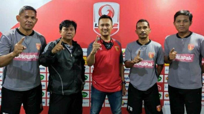 Henry Arifianto Targetkan Badak Lampung Naik Kasta ke Liga 1
