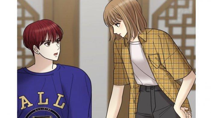 Spoiler Webtoon Her Secret Episode 63, Jeya Gugup Saat Berada di Rumah Lisa