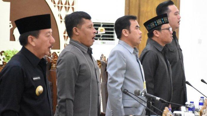 Sempat Saling Boikot, Wali Kota Bandar Lampung Herman HN Berdamai dengan DPRD Bandar Lampung