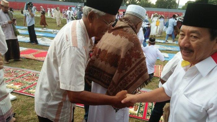 Herman Doakan Jamaah Haji Tanah Air Sehat di Tanah Suci