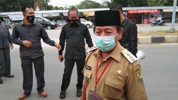 Ada 745 Kasus Covid-19 di Bandar Lampung, Herman HN Imbau ASN Tetap di Rumah Selama Libur Panjang