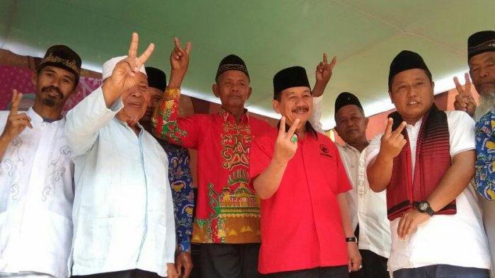 Masyarakat Lampung Selatan Ingin Rasakan Kepemimpinan Herman HN
