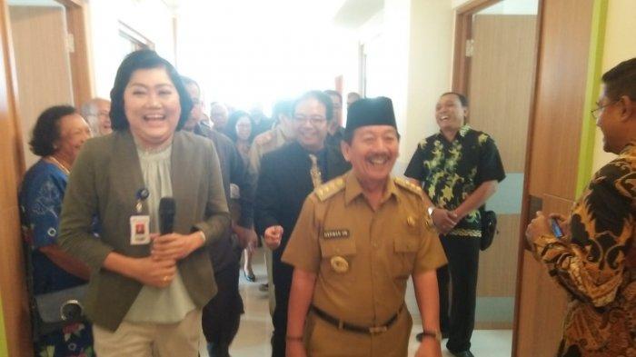 Wali Kota Imbau Seluruh RS di Bandar Lampung Berikan Pelayanan Lebih Baik