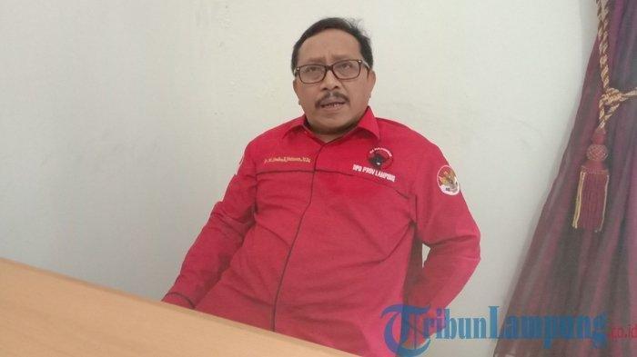 Hijrah ke NasDem, DPD PDI Perjuangan Lampung Usul Pemecatan Herman HN ke DPP