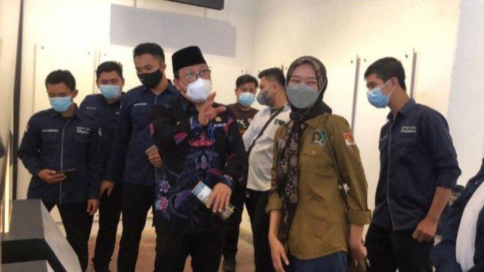 Himas Kampus Terbaik di Sumatera UM Metro Sambut Walikota Metro di Dokterswoning