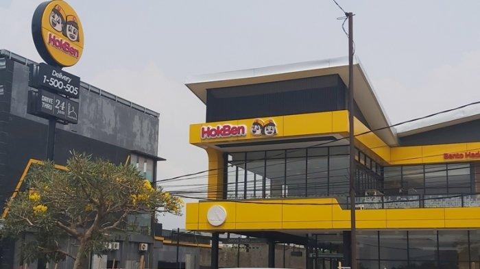 Harga Menu HokBen 2021 di Hoka Hoka Bento Sabang, Jakarta Pusat