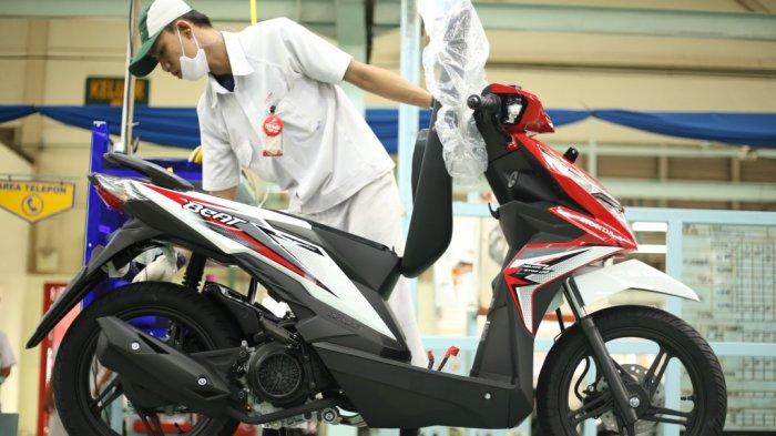 Daftar Harga Motor Bekas Honda Beat 110 Mulai Rp 8 5 Juta Tribun Lampung