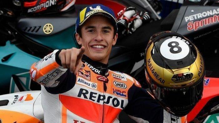 Ilustrasi Marc Marquez. Jelang jadwal MotoGP Prancis 2021 akankah Marc Marquez bangkit bersama motornya? Sebagaimana diketahui Marc Marquez belum naik podium di MotoGP 2021.